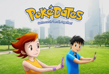 PokéDates, site de rencontres inspiré Pokémon Go